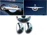 Deurschelpen-RVS-cabrio