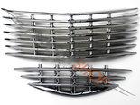 Chromen-overzet-gril