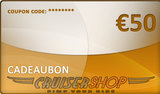 Cadeaubon Cruisershop 50 euro_