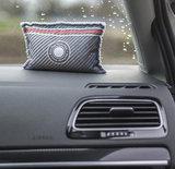 Pingi herbruikbare auto-ontvochtiger in carbon-look_