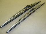 "Stainless steel wipers 21""_"