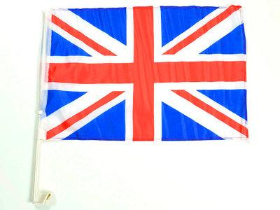 Engelse autovlag